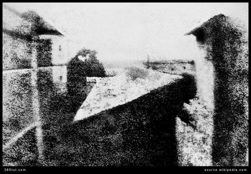 صورة أول كاميرا