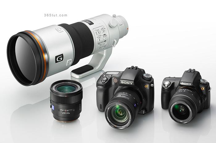 صورة [ دروس تصوير ] الدرس رقم ٩٥ – أنواع الكاميرات – كاميرات DSLR