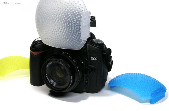 صورة [ دروس تصوير ] الدرس رقم ١٢٦ – المشتت الضوئي – Flash Diffuser