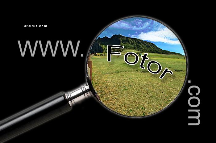صورة [ دروس تصوير ] الدرس رقم ١٩٠ – #مواقع_مفيدة_للمصورين – Fotor