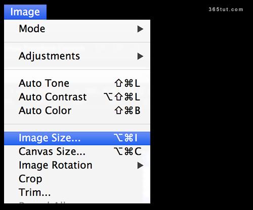 صورة [ دروس تصوير ] الدرس رقم ١٢١ – التحكم بحجم الصورة عن طريق الفوتوشوب – Image Size