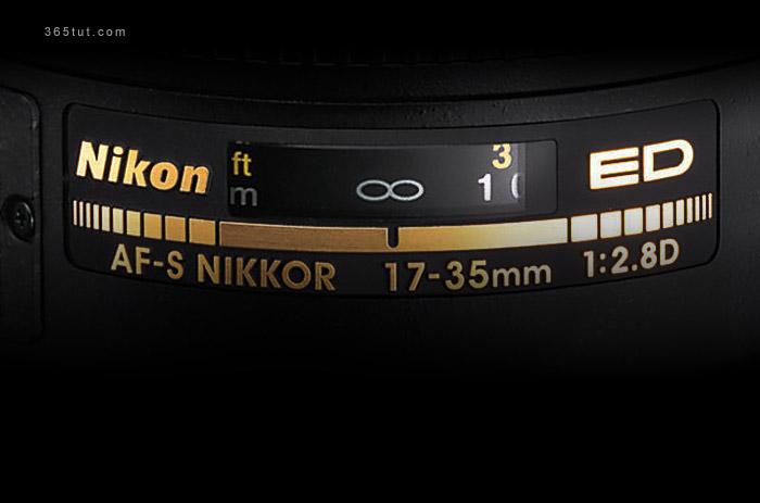 صورة [ دروس تصوير ] الدرس رقم ٢٣ – بيانات عدسات Nikon