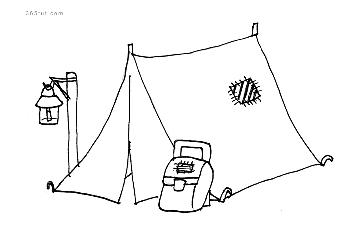 صورة [ دروس تصوير ] الدرس رقم ١٤٥ – الخيمة الضوئية