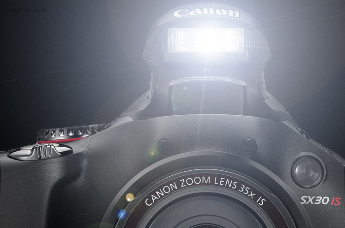 صورة [ دروس تصوير ] الدرس رقم ٦٧ – أنواع الإضاءة – الفلاش المدمج
