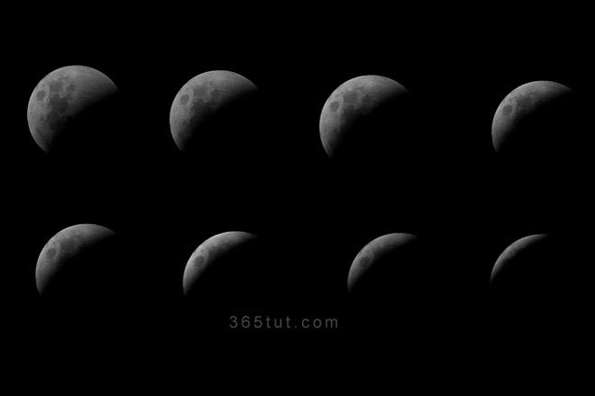 صورة [ دروس تصوير ] الدرس رقم ١٧ – تصوير القمر