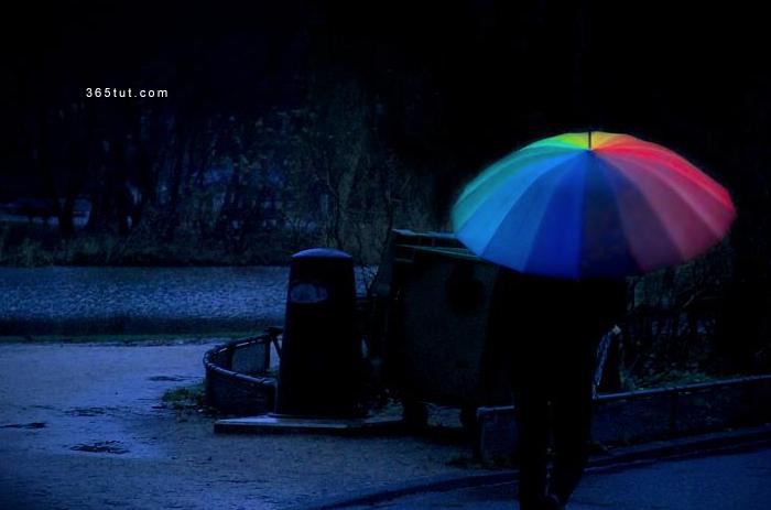 صورة [ دروس تصوير ] الدرس رقم ١٨٦ – التصوير في المطر