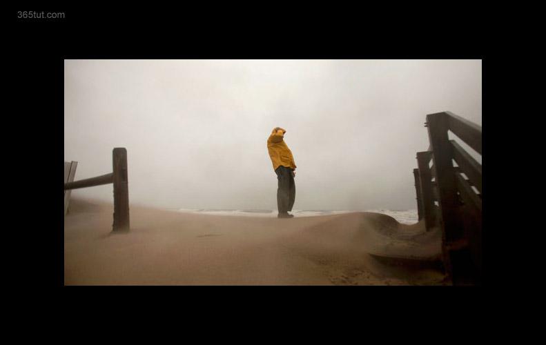 صورة ٥٠ صورة من صور إعصار ساندي