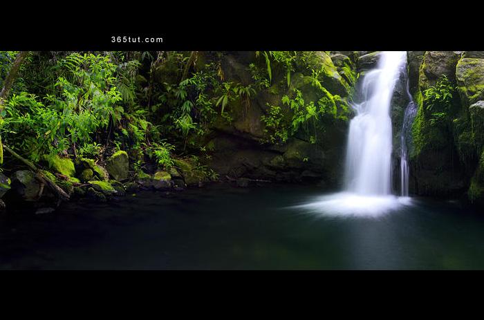صورة [ دروس تصوير ] الدرس رقم ٢٥٦ – تصوير الشلالات